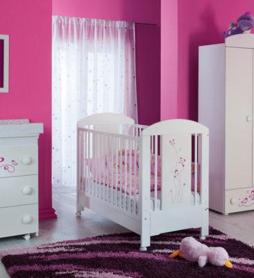 Детская комната Lolek розовый